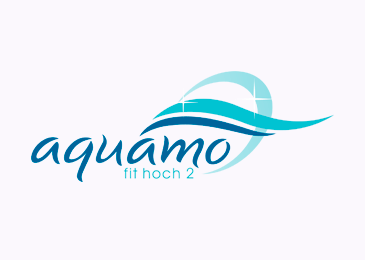 Logo Design Aquamo Sport