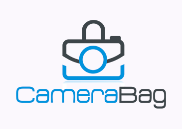 Logo Design Camera Bag