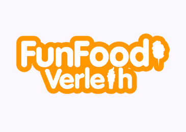 Logo Design Funfood Verleih