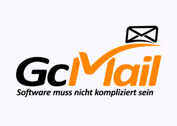 logo Design Gc Mail Software
