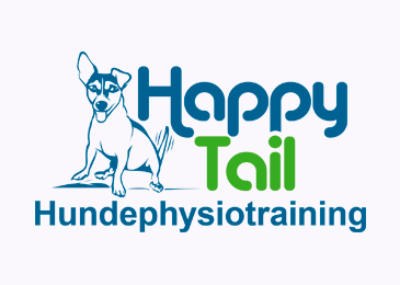 Logo Design Happy Tail Hundephysiotraining