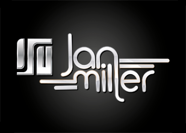 Logo Design Jan Miller Dj