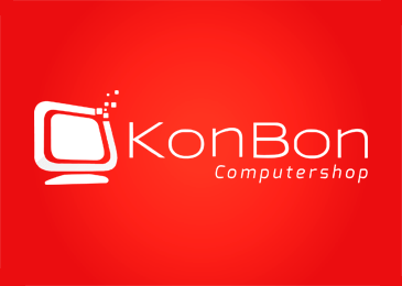 Logo Design Konbon Computershop