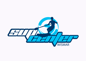 Logo Design Sup Center Wismar