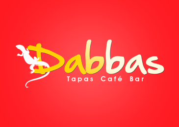 Logo Design Tapas Cafe Bar