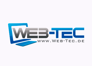 Logo Design Web Tec