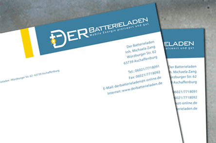 briefpapier-design-batterieladen