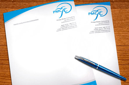 briefpapier-design-pmc-consulting