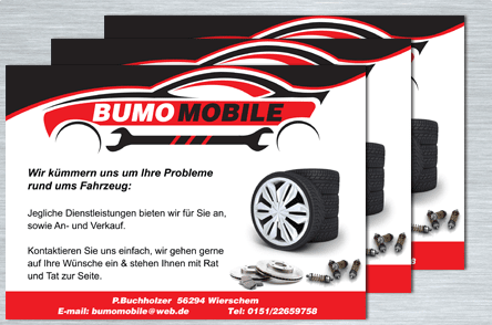 flyer-design-bumo-mobile-automobil