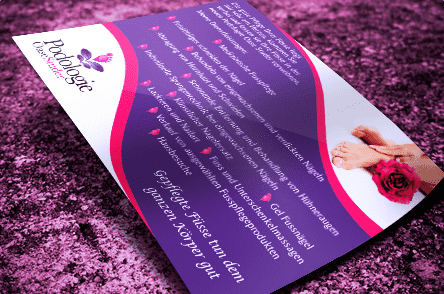 flyer-design-podologie-oase