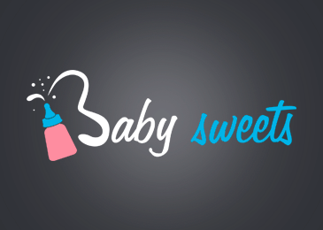 Logo-Design-Baby-Sweets