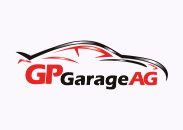 Logo-Design-GP-Garage-AG
