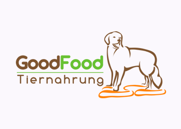 Logo-Design-GoodFood-Tiernahrung